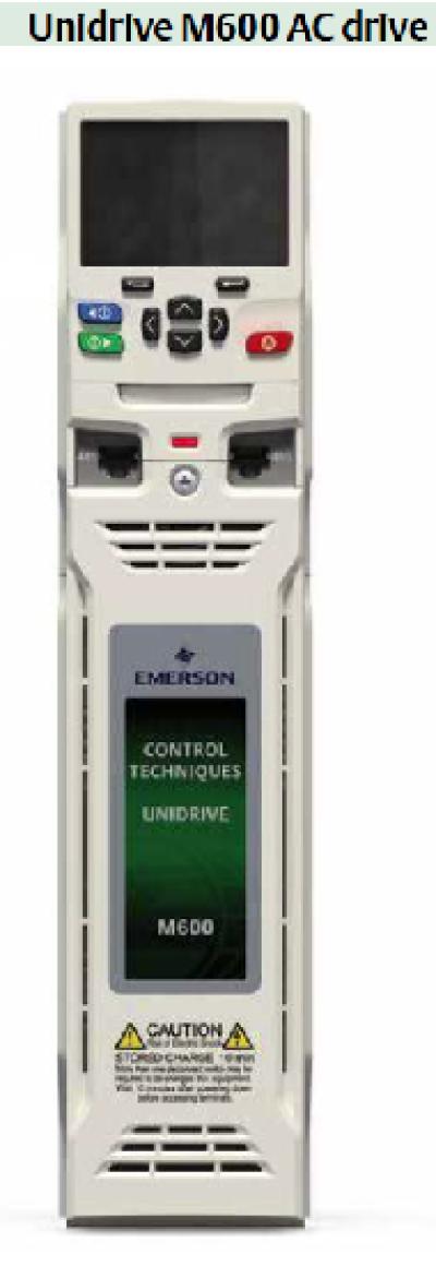 Control Techniques AC Drive, Unidrive M600