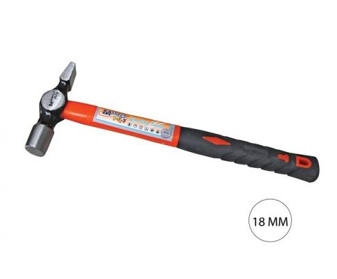 MN  18MM  FIBER HAN CROSS PEIN HAMMER - 00122TB
