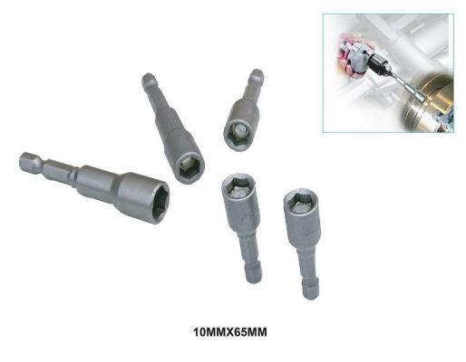 MN 10MMX65MM MAGNETIC NUT SETTER - 00711J