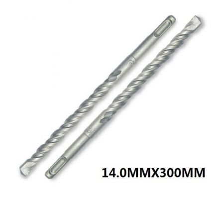 MN 14.0MM X 300MM SDS CONCRETE DRILL BITS - 00719AAA