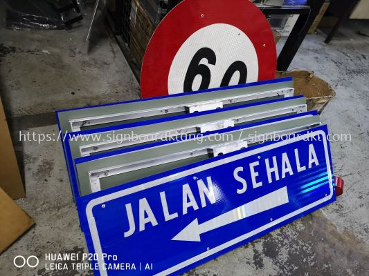JKR Road Sign Direction Supply And install