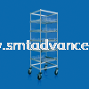 SMT SUS Sliding Wire Shelving Sliding Wire Shelving  Shelving Series SMT Shelving