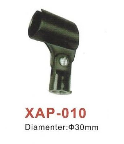 XAP 010 Microphone Holder Diameter 30mm (10 pieces)