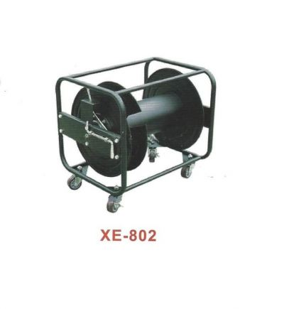 XE 802 Cable Roller with Castor Wheel