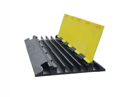 Voltech 4-Channel Rubber Cable Ramp