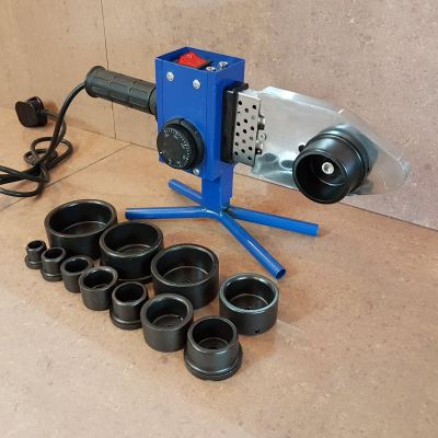 Ppr Pipe Fitting Water Pipe Accessories Hot-Melt Machine ID30808