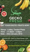 Fresh Fresh Fresh....Get your exotic fruits now @ 23-01-2019