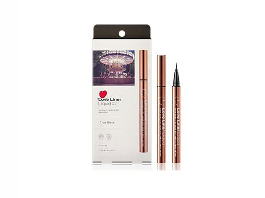 Love Liner Liquid (True Black)