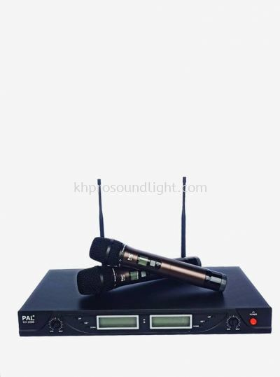 PAL Wireless Mic KH2000