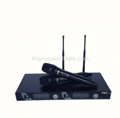 PAL WIRELESS MICROPHONE A8