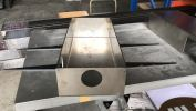 Stainless steel - Main hole product OEM Sheet Metal Works