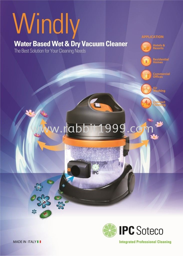 WIND 202 H20 OTHERS BRAND  CLEANING INDUSTRIAL MACHINE