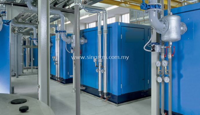 Air Compressor Systems & Services