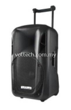 Voltech Portable Speaker 15 inch