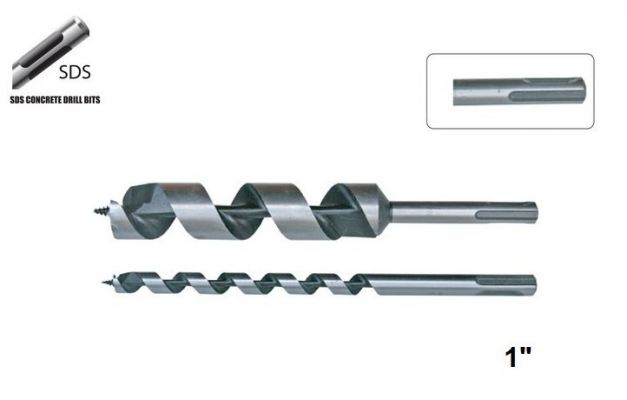 "1"" SDS PLUS AUGER BIT - 00732JJ"
