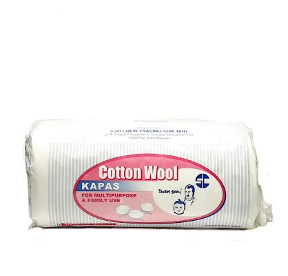 DOCTOR BABY COTTON WOOL 300GM