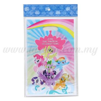 My Little Pony Party Loot Bag 1pack *10pcs (P-PLB-1810)