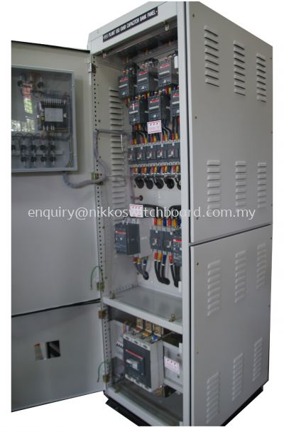 Capacitor Bank Panel