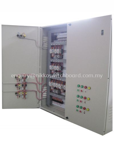 Air Cond Control Panel