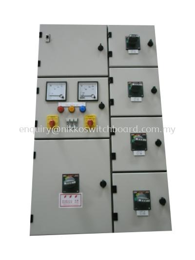 Lift switchboard