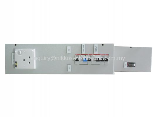 Single / Three Phase AC Distribution Board