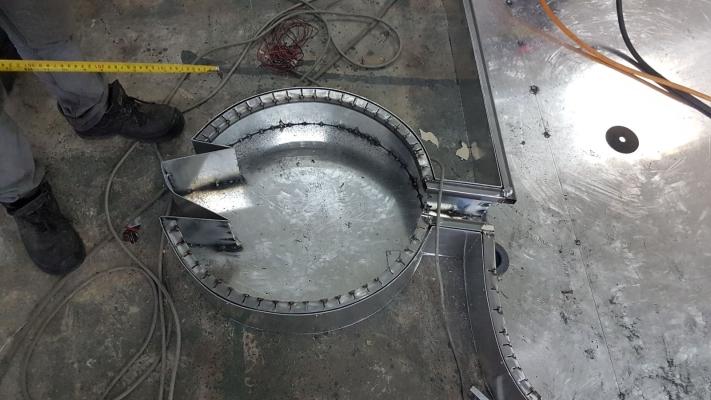logo aluminium welding