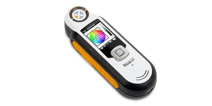 Xrite - Portable Spectrophotometer - RM200QC Colour Meters Coating / Paint Testing