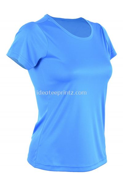 Round Neck WOR 07 Royal Blue