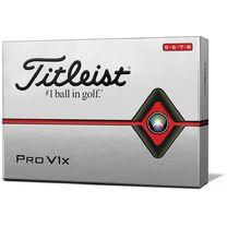 Titleist Pro V1x High Number Golf Balls 2019 White