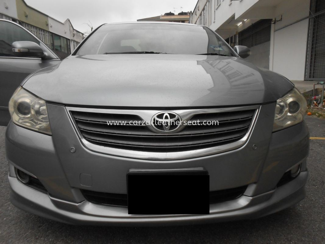 TOYOTA CAMRY 08 REPLACE LEATHER SEAT Car Leather Seat Cheras, Selangor, Kuala Lumpur, KL, Malaysia. Service, Retailer, One Stop Solution | Carzac Sdn Bhd
