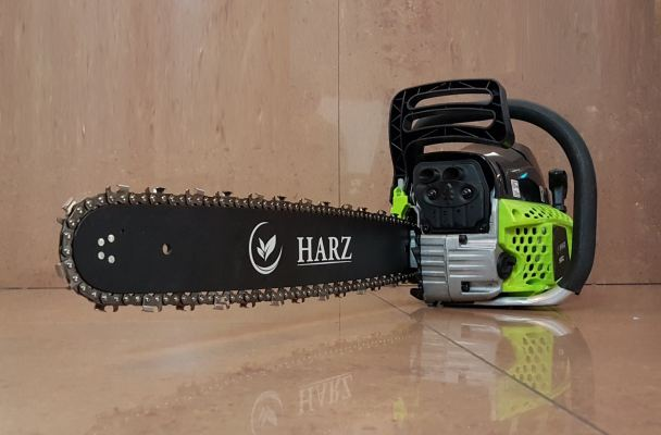 "HARZ HZ-1223-20 20"" Gasoline Chain Saw ID30928"