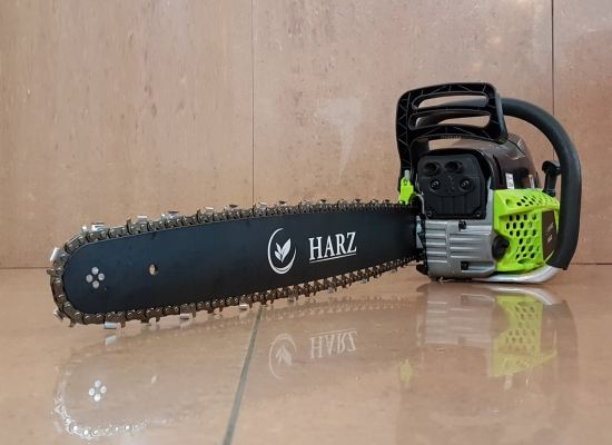 "HARZ HZ-1223-22 22"" Gasoline Chain Saw ID30929"