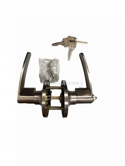 6491S/S OLPHA KEYED EXTERIOR LOCK