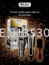 Wahl Barber Combo Legend+ Hero+ Wahl Fade Brush Wahl Professional BARBER AND SALON TOOLS
