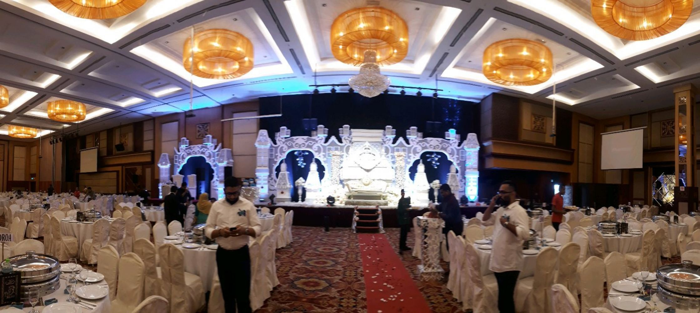 event at Ideal Convention Centre (IDCC Selayang)
