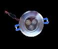 JDC 3w LED Ceiling Light Eye Ball Light