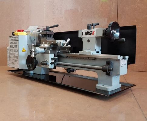 Jetmac Mini Lathe-Variable Speed BD-714 ID30969