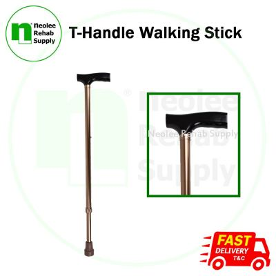 NL939L T-Handle Walking Stick