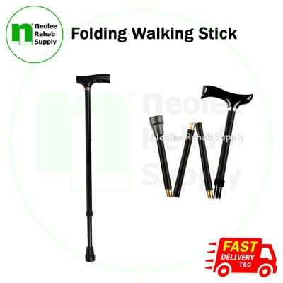 NL927L Folding Walking Stick