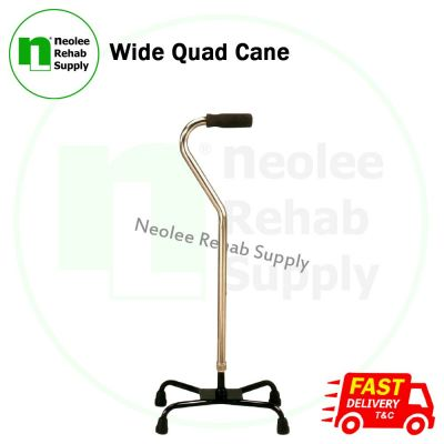 NL931 Quad Cane Wide Base