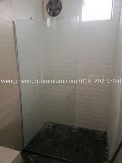 Shower Screen Fixed Panel