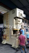 Chin Fong Power Press Used Chin Fong Power Press Machine
