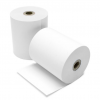 High-Quality Woodfree Paper Roll (76mm x 65mm) 2-ply NCR  Woodfree Paper Roll