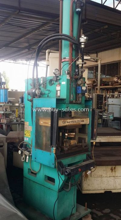 Hydraulic Pneumatic Press Machine