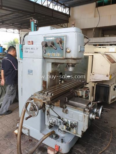 Heavy Duty Milling Machine