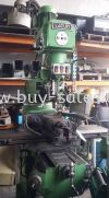 Milling Machine Used Milling Machine