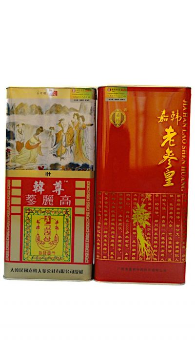 KOREAN GINSENG 600G