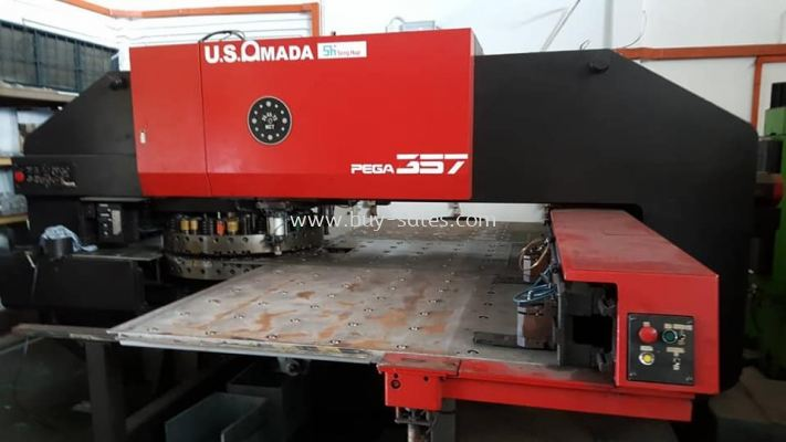 Amada Turret Punch Machine