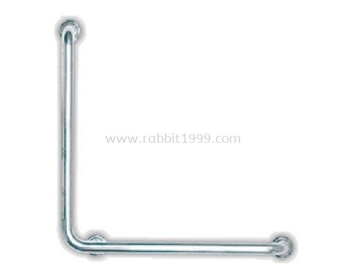 STAINLESS STEEL L-SHAPE GRAB RAIL