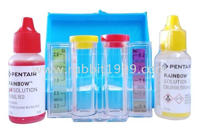 POOL AND SPA TEST KIT SWIMMING POOL TOOL & ACCESSORIES SWIMMING POOL PRODUCTS